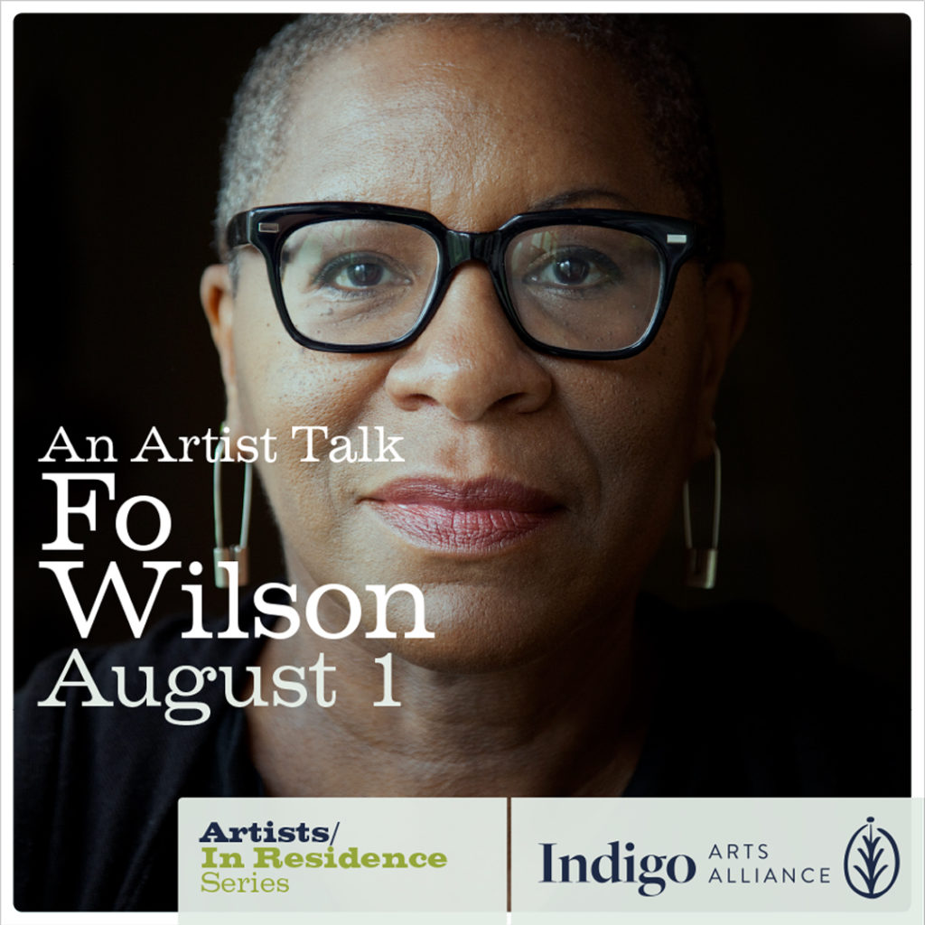 Artist Talk with Fo Wilson