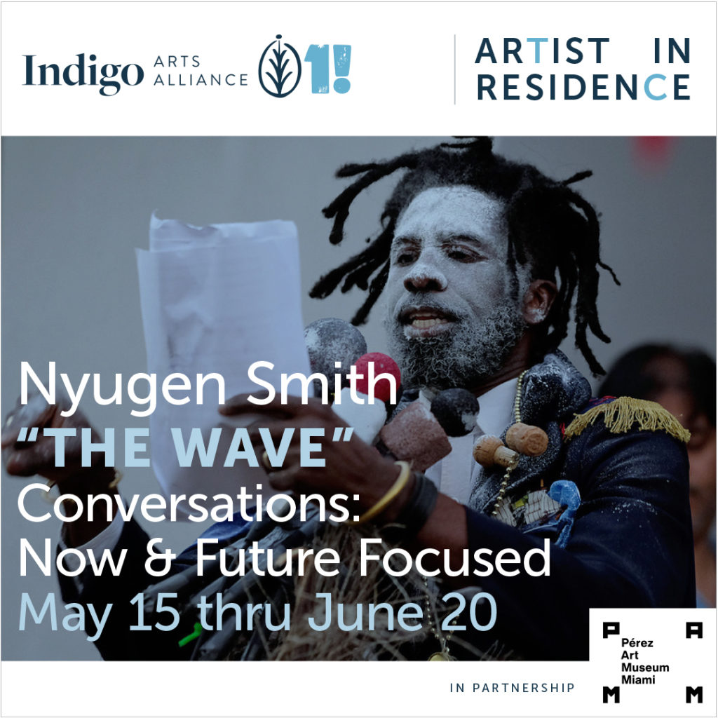"Nyugen Smith ""The Wave"""