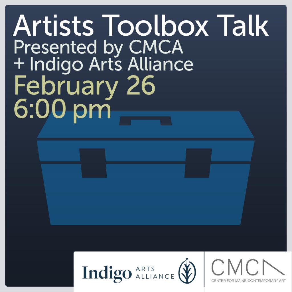 CMCA Artist Toolbox