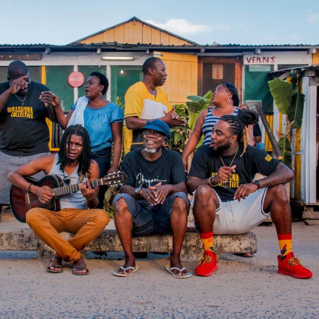 Belize's Garifuna Collective