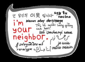 I'm Your Neighbor Books