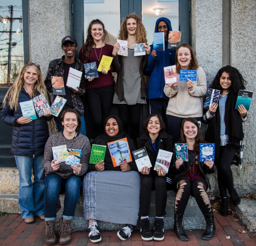 Telling Room Publishing Workshop 2017-18