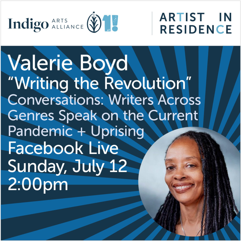 """Valerie Boyd """"Writing the Revolution"""""""