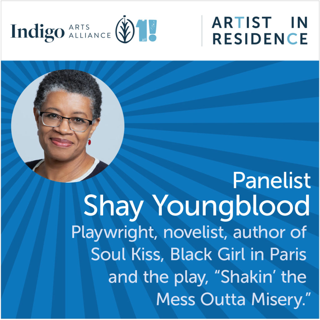 Panelist: Shay Youngblood