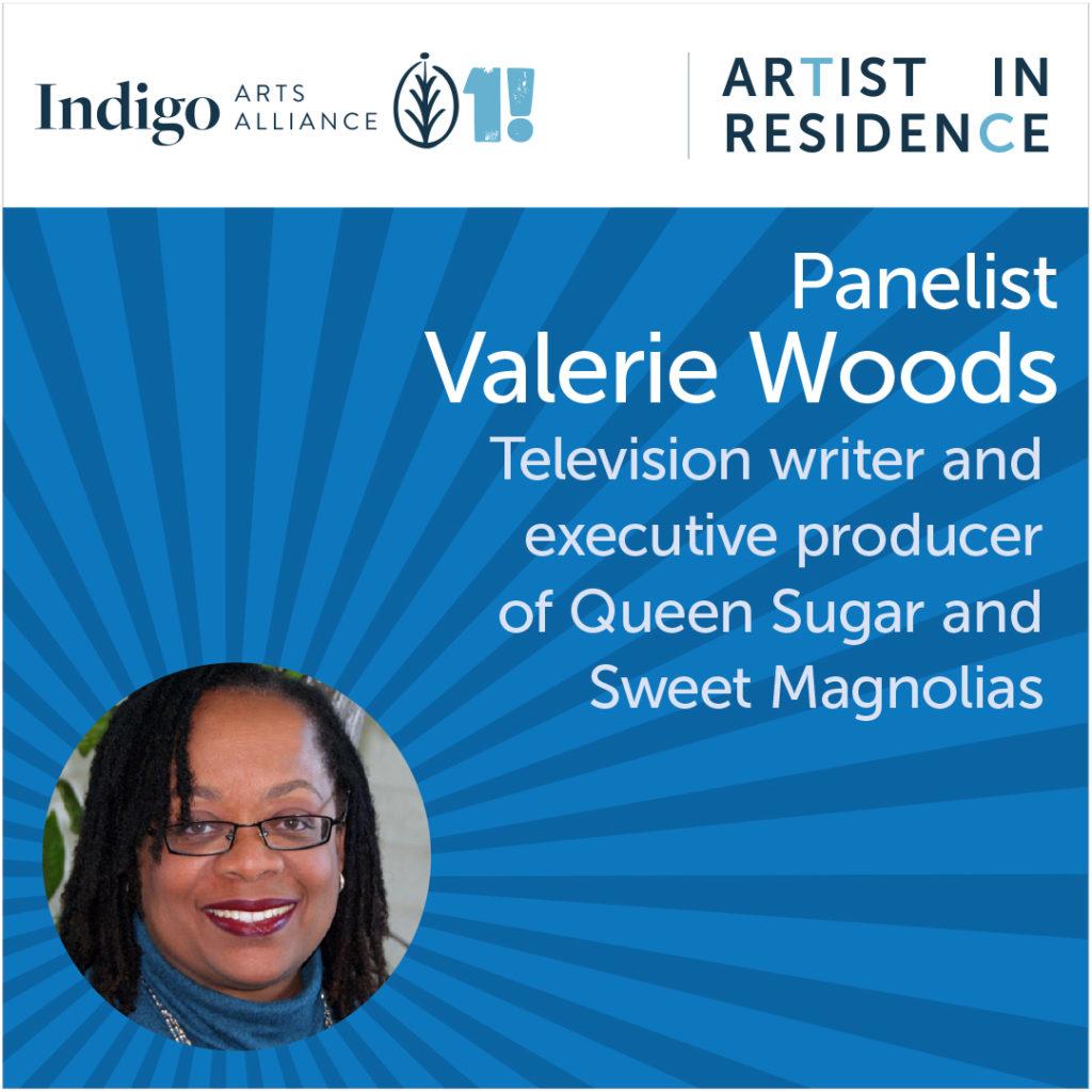 Panelist: Valerie Woods
