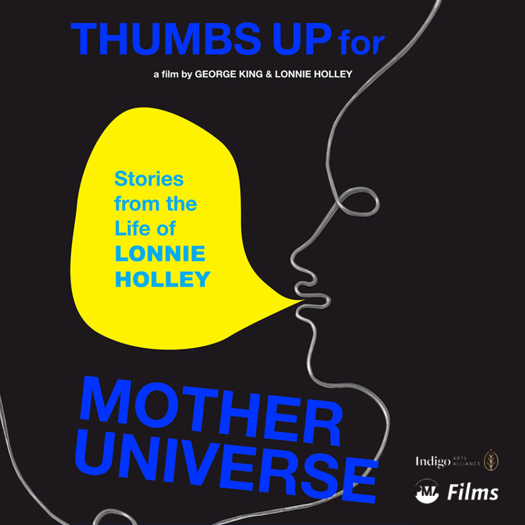 Thumbs Up For Mother Universe: Stories From The Life Of Lonnie Holley