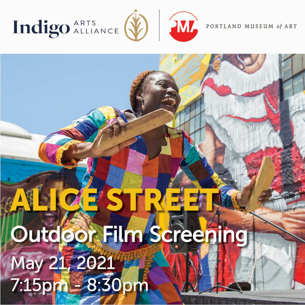 Alice Street Outdoor Film Screening May 21, 2021 7:15 pm - 8:30 pm